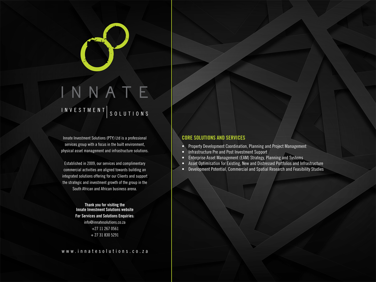Innate Investment Solutions